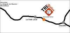 horaires, plan, Dieulefit, Le Poet Laval