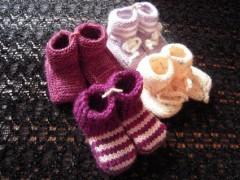 chaussons, laine, récupération, valorisation